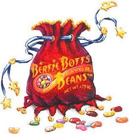 Bertie Bott's Bag - promo