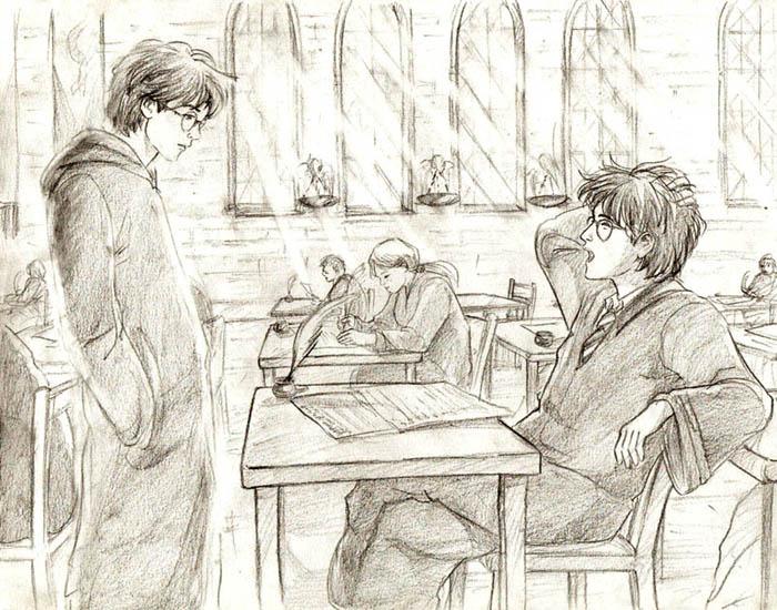 Harry & James by Marta T.