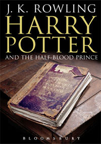 Harry Potter and the Half-Blood Prince (UK cover)