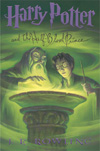 Harry Potter and the Half-Blood Prince (cover art)