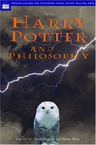 Harry Potter and Philosophy (cover)