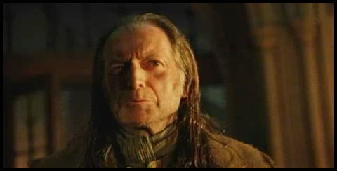 Argus Filch photo from Chamber of Secrets (film)