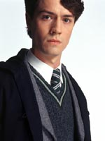 Movie still: Tom Marvolo Riddle.