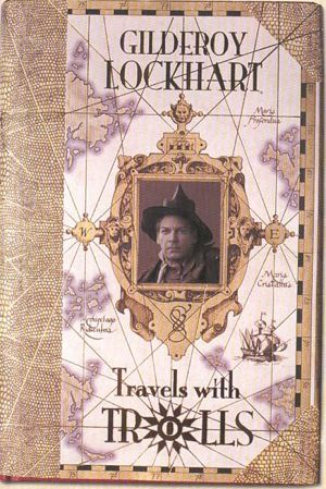 Travels with Trolls, cover