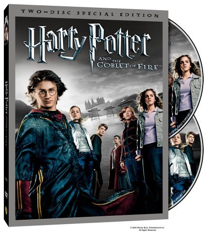 Harry Potter and the Goblet of Fire - 2-disc special edition DVD