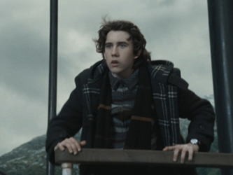 Matthew Lewis as Neville Longbottom, courtesy of Warner Brothers.