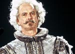 John Cleese as Nearly Headless Nick.