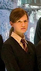 Ginny Weasley, copyright 2007 Warner Borthers.