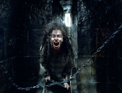 Bellatrix breaks out of Azkaban, copyright 2007 Warner Bros.