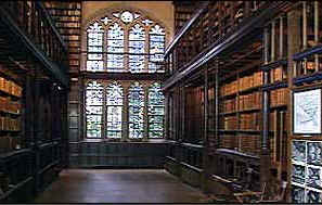 Bodleian Library, Oxford University - PS/f