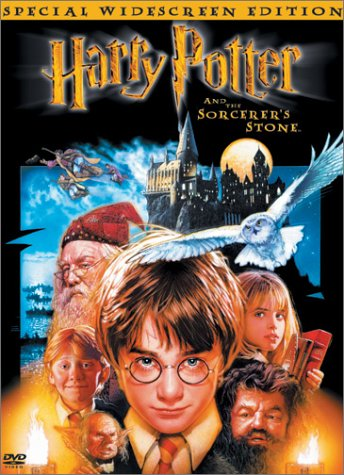 Harry Potter and the Philosopher's Stone (U.S. DVD cover)