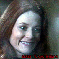 Geraldine Somerville as Lily Potter.