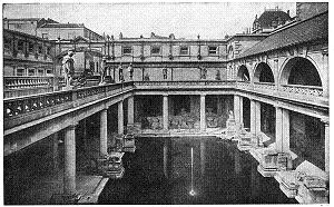 Public Baths, Bath
