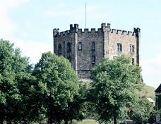 Durham Castle, England