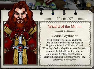 Mini biografije poznatih čarobnjaka Gryffindor
