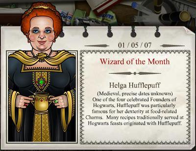 Mini biografije poznatih čarobnjaka Hufflepuff