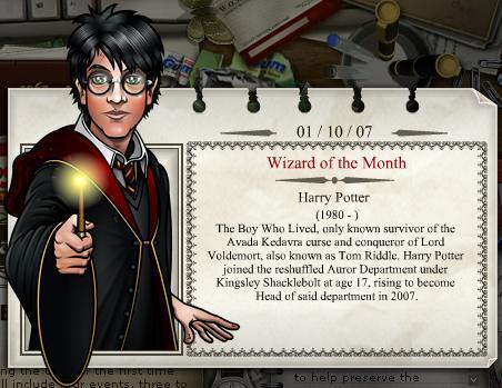 Mini biografije poznatih čarobnjaka Potter