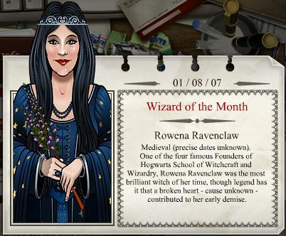 Mini biografije poznatih čarobnjaka Ravenclaw