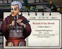 Gaspard Shingleton