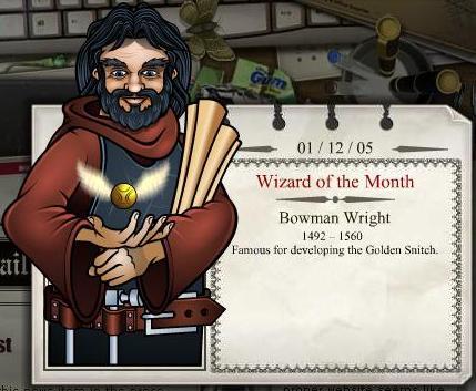 Mini biografije poznatih čarobnjaka Wright