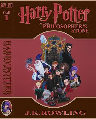 Philosopher's Stone COVER concept, © Keith Johnson