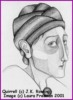 Quirrell © 2001 by Laura Freeman