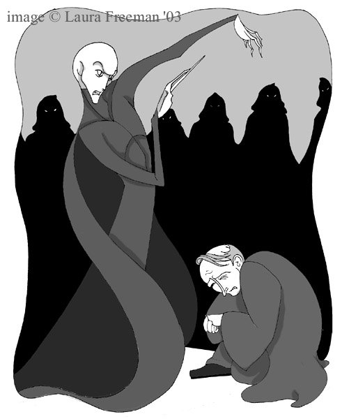 Flesh of the Servant © 2003 Laura Freeman