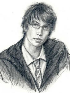 James Potter (young) © 2002 by Lisa M. Rourke