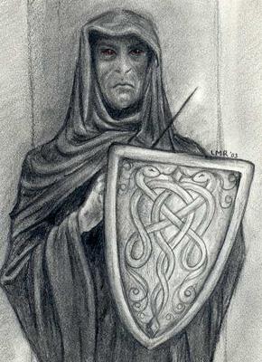 Lord Voldemort by Lisa M. Rourke.
