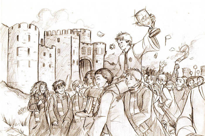 Weasley Is Our King by Marta T.