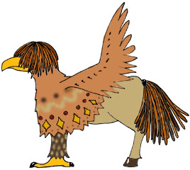 hippogriff (Mexican)