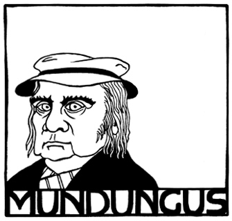 Mundungus Fletcher, copyright Red Scharlack, 2006