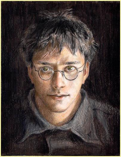 Harry Potter, copyright Sebastien Teilig.