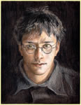 Harry Potter, copyright Sebastian Theilig